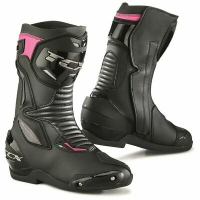 TCX SP-Master Women's Black/Pink Boots | LIMITED SIZES! |*FAST SHIPPING!!*
