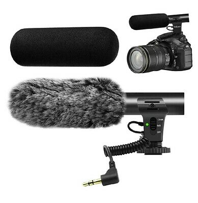 External Microphone for Camera