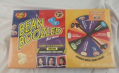 Jelly Belly Bean Boozled Jelly Beans Dare To Compare 3rd Edition