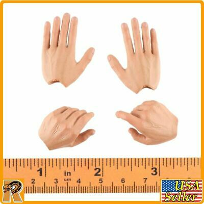 DID Josef WWII German 6th Army older type bendy hands 1//6 scale toys 3R bendable