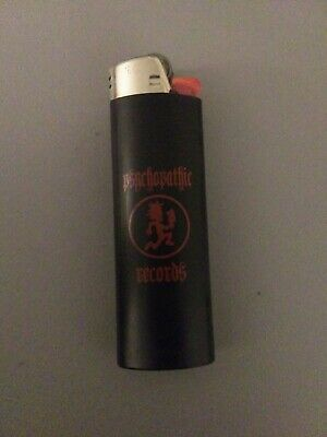 Insane Clown Posse ICP Bic Lighter Psychopathic Records Hatchet Man Logo