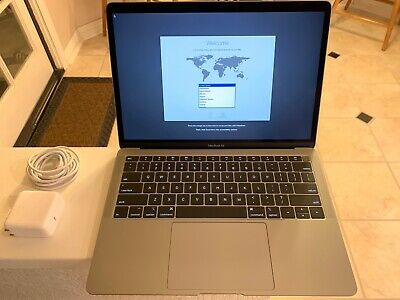 """Apple MacBook Air 13 13.3"""" i5, 8GB, 128GB MVFH2LL/A 2019, GREAT CONDITION!"""