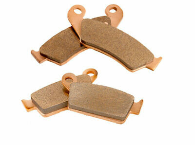 Brake Pads fit Suzuki RM250 2006 2007 Front and Rear MudRat