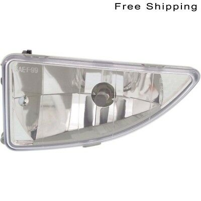 Fog Lamp Driver Side Assembly Fits Ford Focus 1S4Z15200AD FO2592210