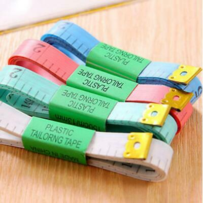 "60"" /150cm New Hot Tailor Sewing Tape Measure Body Measuring Soft Flat Ruler"