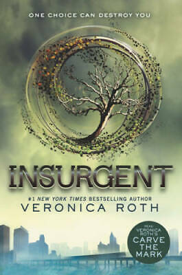 Insurgent (Divergent Series) - Paperback By Roth, Veronica - GOOD