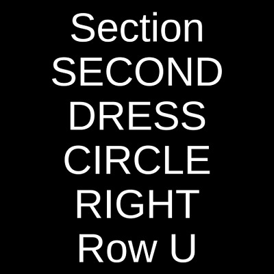 2 Tickets Ringo Starr and His All Starr Band 6/13/20 Providence, RI