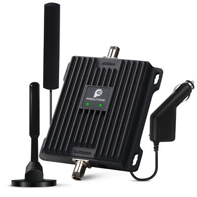 4G LTE Verizon AT&T 700MHz Cell Phone Signal Booster Kit band12/17/13 for Car RV