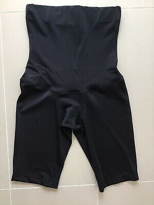 SRC recovery shorts post postpartum support black size M