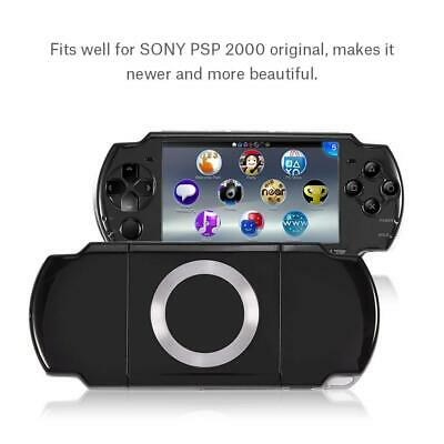 Full Housing Shell Hard Case Cover Repair Parts for Sony PSP2000 Game Console