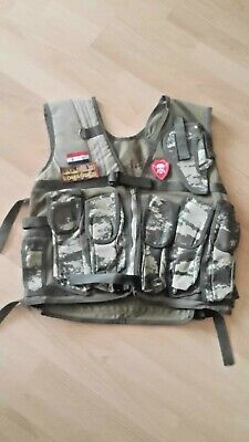 Syrian   Army insurgents  camouflage digital  assault vest ammo vest new