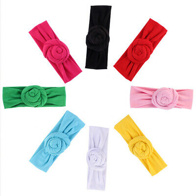 Baby Girls Kids Infant Bow Headband Hairband Head Band Accessories Sale