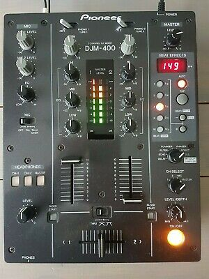 >> Pioneer DJM 400 professional dj mixer, great condition >>