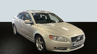 2009/59 Volvo S80 2.0 D Se Lux - 1F/Owner, Leather, Alloys, P/Sensrs, Stunning