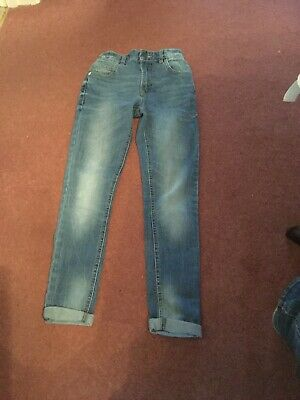 Blue Zoo Super Skinny Jeans Age 10