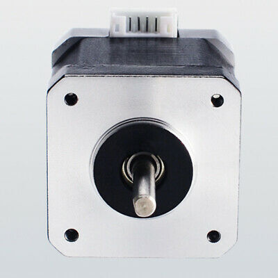 Low Noise 4 Lead 42 Motor Smooth 3D Printer Parts Insulated Nema17 Stepper Motor