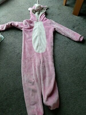unicorn onesy age 9/10