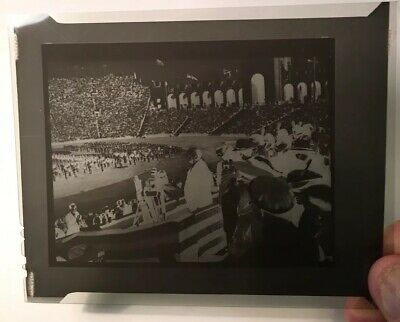 1932 Los Angeles Olympic Games. Historical IMAGE /PLASTIC NEGATIVE.4x3
