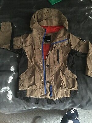 Boys Bench Jacket Age 3
