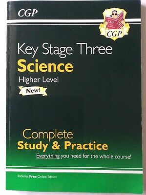 CGP Key Stage 3 Science Revision Guide