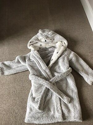 Girls Dressing Gown NEXT Aged 7-8yrs