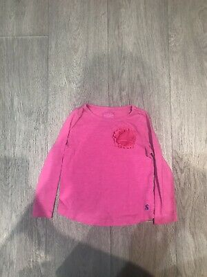 Joules Girls Top Age 3-4