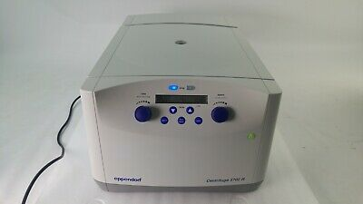 Eppendorf Centrifuge 5702R with A-4-38 Swing Bucket Rotor 230V