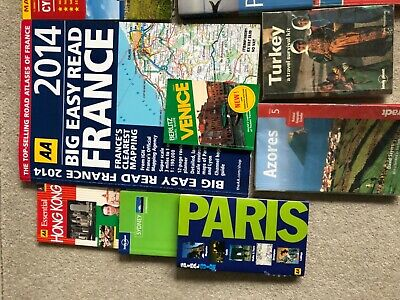 Travel books  and Guides