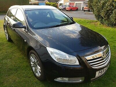 Vauxhall Insignia Exclusive 158CDTI (new clutch and flywheel)
