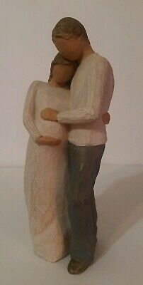 """Willow Tree """"Home"""" - Together Our Family is Home Figurine"""