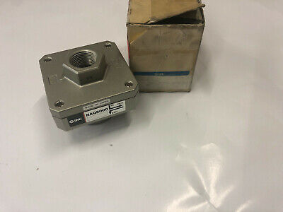 "NEW SMC NAQ5000 Quick Exhaust Valve NAQ5000-N06 3/4""NPT"