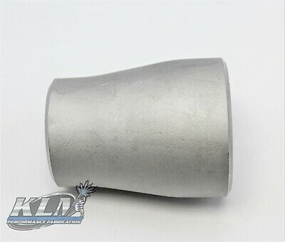 """KLM 1.5-2""""  Schedule 40 Reducer 304 Stainless Steel"""