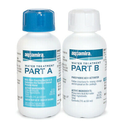 Aquamira Drops 2 oz. Water Purifiaction Treatment - Limited Offer, Special Sale