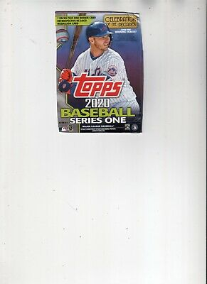 350 Baseball,2020 Topps Series One,Complete Hand Built Set,No Dups
