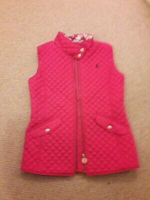 Girls Joules Gilet-Age 9-10-NWOT