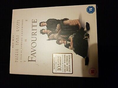 The Favourite - Blu-Ray - New & Sealed