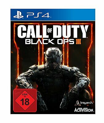 Call of Duty: Black Ops 3 - [PS4]