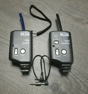 Pocket Wizard Plus - Transmitter And Receiver