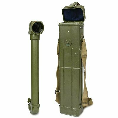 Vintage Hungarian Russian Army Military Surplus Periscope Reconnaissance w/ CASE