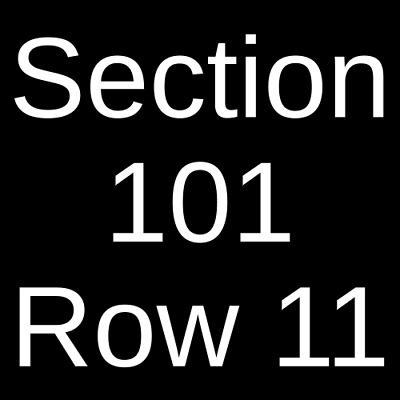 2 Tickets Parkway Drive 8/26/20 1stBank Center Broomfield, CO