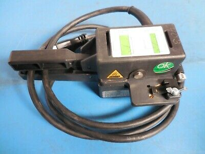 Habasit PT-50/6 Hot Press Belt Welder