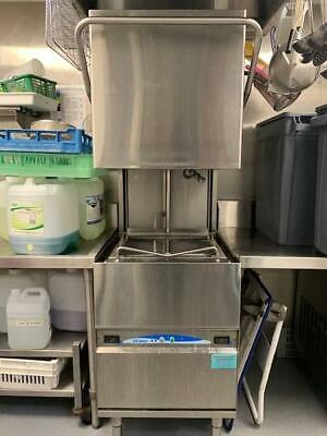 Lamber 1.8L Commercial Pass Through Dishwasher