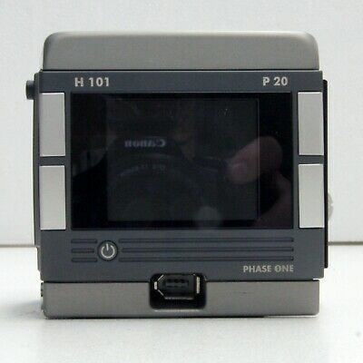 PhaseOne P20 H101 Digital Back for Hasselblad H