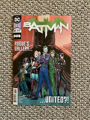 Batman 89 Cameo First Appearance PUNCHLINE DC Comic 1st Print 2020 NM Super Hot