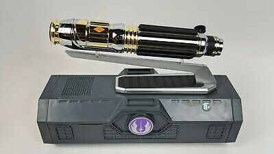 Star Wars: Galaxy's Edge MACE WINDU Legacy Lightsaber Hilt NO BLADE Purple Color