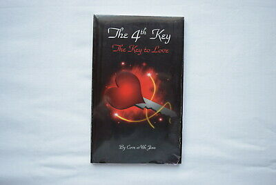 Fourth Key Booktest by Alakazam Magic - Trick  BRAND NEW - NEVER USED