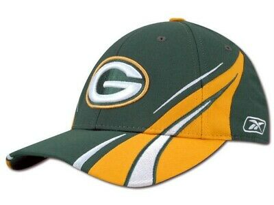 Just found! New Licensed Green Bay Packers Sideline Flare Out Flexfit Hat __B139