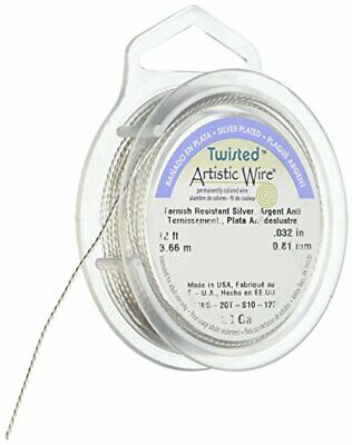 WSF-100-24G Silver Overlay Wire