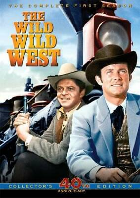 The Wild Wild West - The Complete First Season - DVD - VERY GOOD