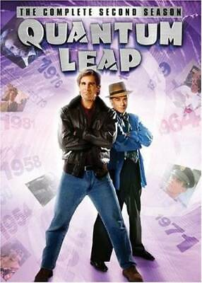 Quantum Leap - The Complete Second Season - DVD - VERY GOOD